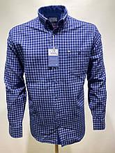 Сорочка чоловіча, прямого покрою, з довгим рукавом Birindelli IND-01-1791 100% бавовна M(Р)