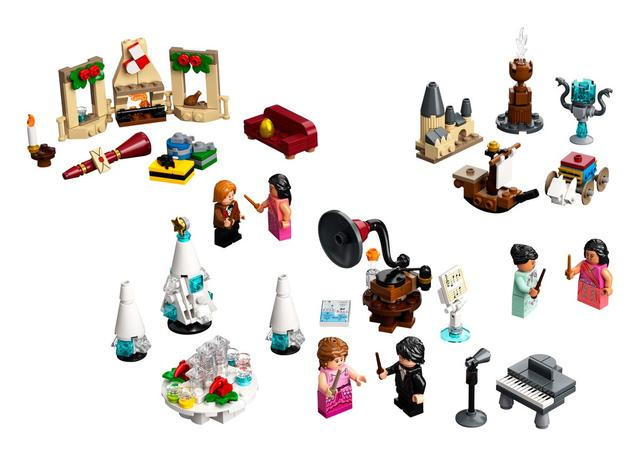 LEGO Harry Potter 75981