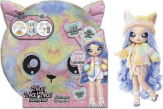Na! Na! Na! Surprise! - великий сюрприз На-На (Ігровий набір з лялько Великий сюрприз Радужна кішечка 571810)