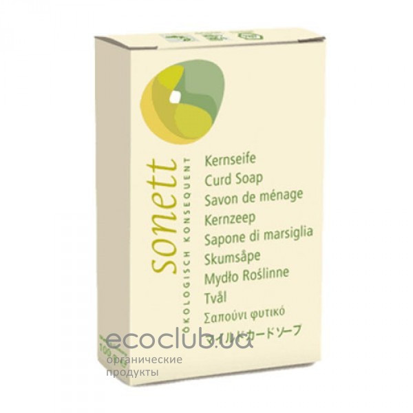 Мыло твердое органическое Sonett 100г