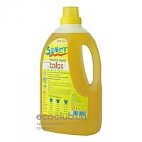 Средство-концентрат жидкое органическое для стирки цветных тканей Sonett 1,5л