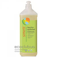 Средство-концентрат органическое для ручного мытья посуды с эфирным маслом лимонника Sonett 1л