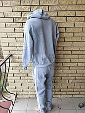Спортивный костюм мужской утепленный на флисе реплика ADIDAS, фото 2