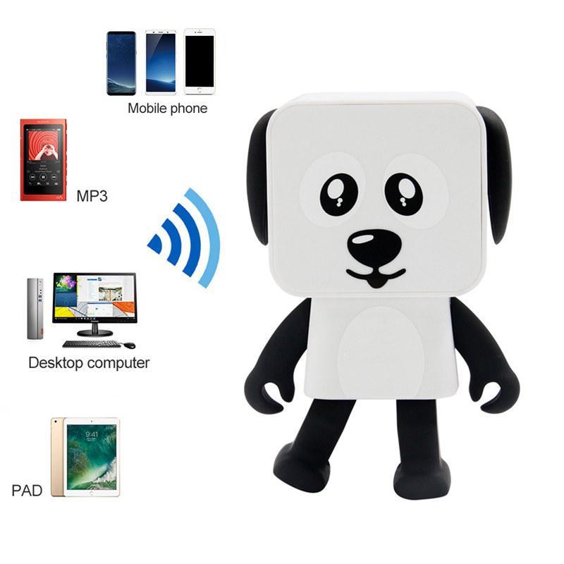 """Колонка беспроводная Bluetooth """"Танцующая собака"""""""