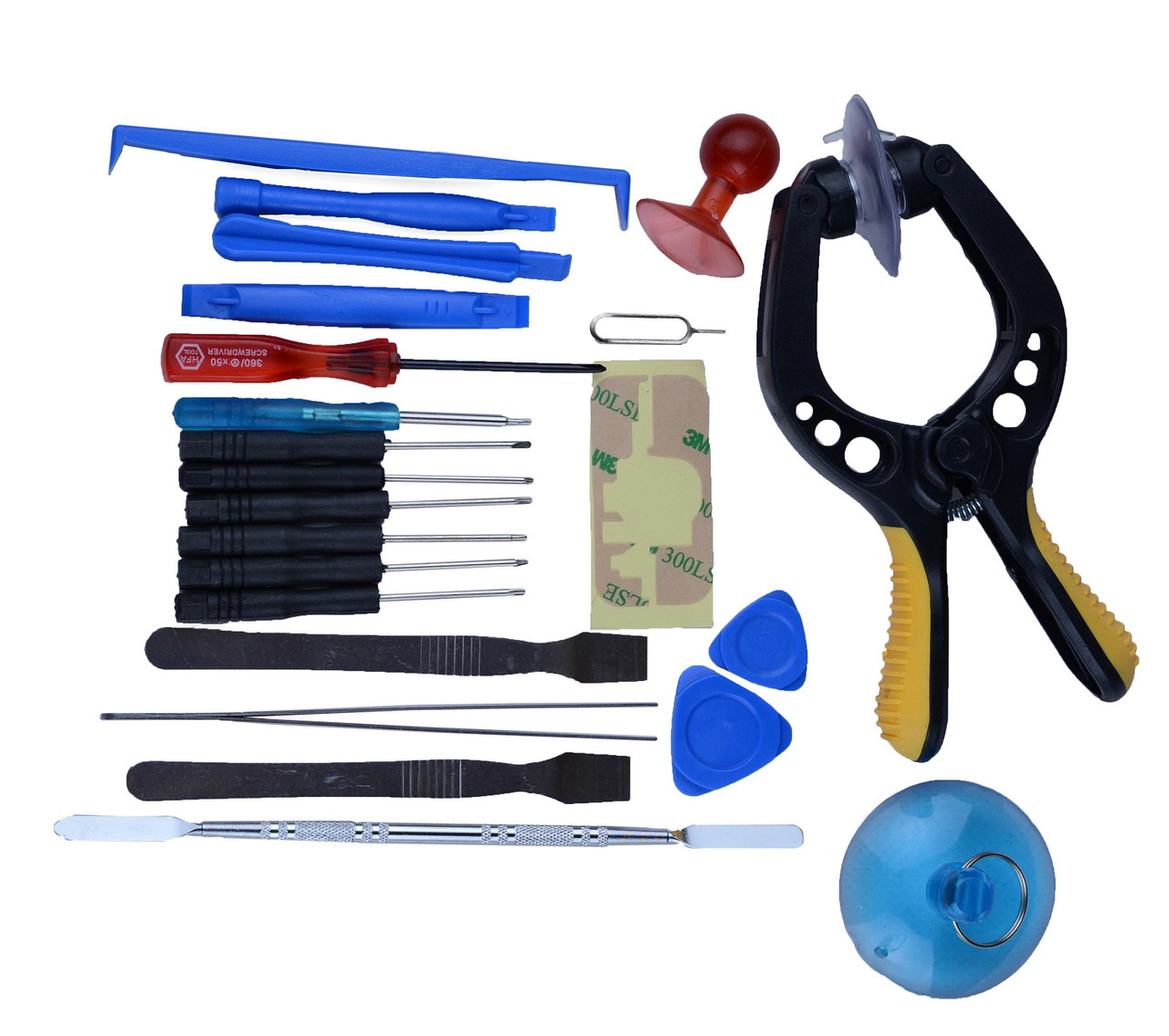 Набір інструментів для ремонту мобільних телефонів 22 в 1 (НИ-1004-5)
