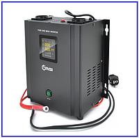 ИБП Europower PSW-EP800WM12 (480 Вт) 5А/10А 12В с чистой синусоидой