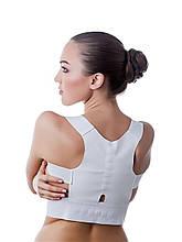 Пояс для коррекции осанки и снятия боли в спине POWER MAGNETIC