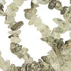 Сколы Кварца Крупные, Размер 8-12*4-8 мм, около 85 см нить, Бусины Натуральный Камень, Рукоделие, фото 6