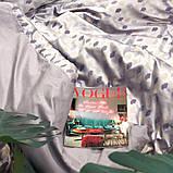 Комплект постельного белья сатин жаккард Tiare™ Постельное бельё, фото 3