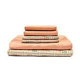 Комплект постельного белья сатин жаккард Tiare™ Постельное бельё, фото 4