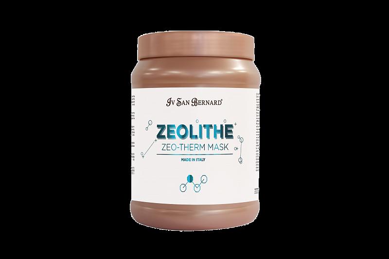 Гель Iv San Bernard Zeo Therm Gel, детоксикация кожи и защита, 1 литр