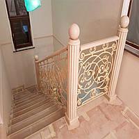 Сходи з колонами із мармуру, фото 1