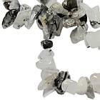 Сколы Кварц Волосатик Крупные, Размер 4-12*2-7 мм, Около 85 см нить, Бусины Натуральный Камень, Рукоделие, фото 4