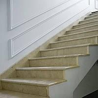 Мармурові сходи з прямим маршем: ціна в Дніпрі., фото 1