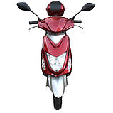 Скутер VENTUS VS50QT-9 80 см3 красный, фото 5