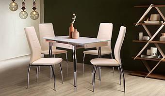 Как выбрать мягкие стулья на металлических ножках - примеры с фото