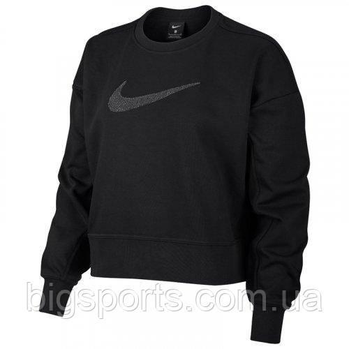 Кофта жен. Nike W Nk Dry Get Fit Crew Swsh (арт. CU5506-010)