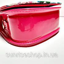 Детская сумочка лаковая, фото 2