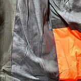 56 р. Зимняя мужская куртка тепла на флисе последняя осталась, фото 4