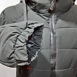 56 р. Зимняя мужская куртка тепла на флисе последняя осталась, фото 8