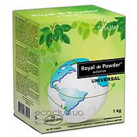 Порошок стиральный концентрированный бесфосфатный универсальный с ароматом белых цветов Royal Powder DeLaMark 1кг