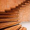 Эллиптическая лестница из травертина: цена от изготовителя.