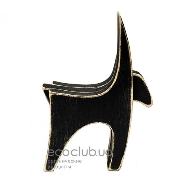 Козлик черный Handmade