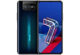 Смартфон Asus ZenFone 7 ZS670KS 8/128GB Aurora Black Qualcomm Snapdragon 865 5000 мА