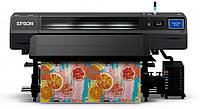 Перший широкоформатний плоттер Epson для рекламного ринку з чорнилом Ultrachrome RS на водній основі
