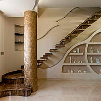 Відкрита мармурові сходи., фото 1