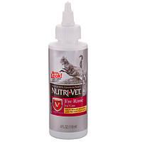 Капли для глаз Nutri-Vet Чистые Глаза, для котов, 118мл
