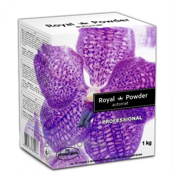 Порошок стиральный бесфосфатный для плотных тканей Royal Powder DeLaMark 1кг