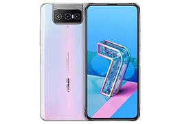 Смартфон Asus ZenFone 7 ZS670KS 8/128GB Pastel White Qualcomm Snapdragon 865 5000 мА