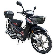 Мопед VENTUS ACTIVE VS110QT-1 110 см3 чёрный