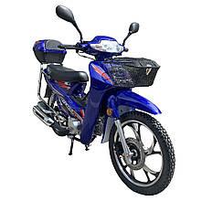 Мопед VENTUS ACTIVE VS110QT-1 110 см3 синий