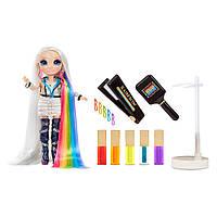Лялька Rainbow High – Стильна зачіска (з аксесуарами), фото 1