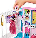 Барби Гардеробная комната 30 предметов Barbie Dream Closet with 30+ Pieces GPM43, фото 6