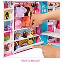 Барби Гардеробная комната 30 предметов Barbie Dream Closet with 30+ Pieces GPM43, фото 5