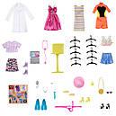 Барби Гардеробная комната 30 предметов Barbie Dream Closet with 30+ Pieces GPM43, фото 2