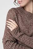 Джемпер нарядный, сдержанный и комфортный одновременно, разные цвета, р.One Size, код 2972М, фото 4