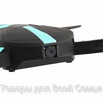 Квадрокоптер селфи-дрон JY018, фото 3