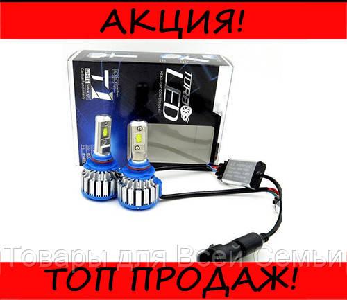 Автомобильные LED лампы T1 HB4 9006