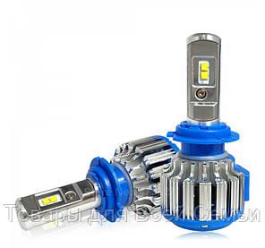 Автомобильные LED лампы T1 HB4 9006, фото 2