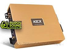 Kicx QS 4.95M Gold Edition усилитель 4-х канальный 95w 4 Ом / 150w 2 Ом