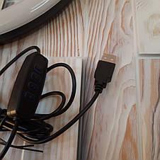 Кольцевая светодиодная Led Лампа 26 см с держателем для телефона Селфи кольцо (Оригинальные Фото), фото 3
