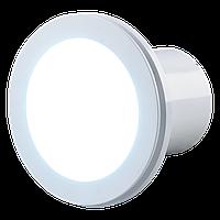 Вентилятор Вентс Люмис 100 с подсветкой потолочный