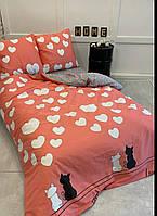 """Комплект постельного белья Тиротекс """"Кошечки Love"""", фото 1"""