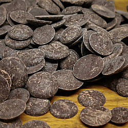 Чорний шоколад 72% 500г, Cargill. Бельгія