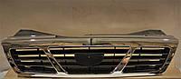 Решітка радіатора хромована Daewoo Nexia N100 (95-08) GROG Корея, фото 1