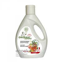 Жидкость для мытья посуды на основе мыльного ореха органическая Organic Control 100мл
